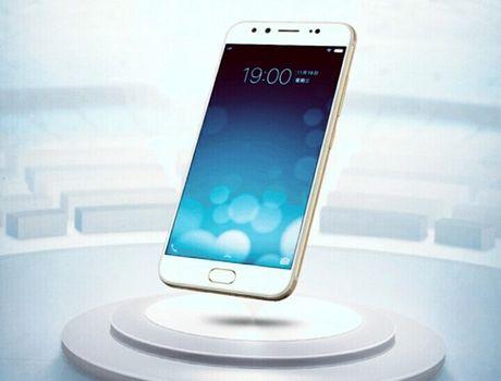 Lo dien anh thuc te bo doi smartphone Vivo X9 va X9 Plus - Anh 1