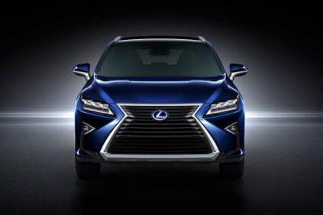 Lexus du dinh ban cac mau xe chay pin nhien lieu truoc nam 2020 - Anh 1