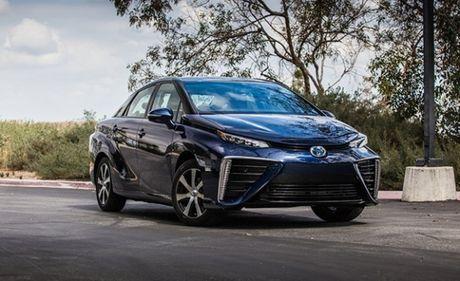 Lexus du dinh ban cac mau xe chay pin nhien lieu truoc nam 2020 - Anh 2