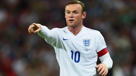 HLV Southgate: 'Rooney dang lay lai phong do' - Anh 1