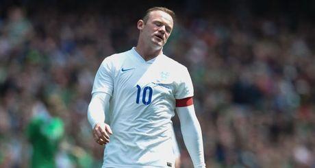 HLV Southgate: 'Rooney dang lay lai phong do' - Anh 2