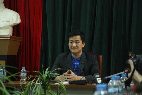 Dieu chuyen Tong bien tap bao Lao dong - Anh 1