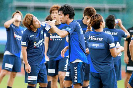 HLV cua Avispa Fukuoka 'ngan' Le Cong Vinh - Anh 2