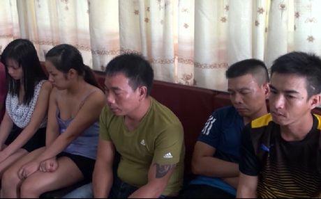 Quang Ngai: Triet xoa cac o mai dam vung giap ranh - Anh 1