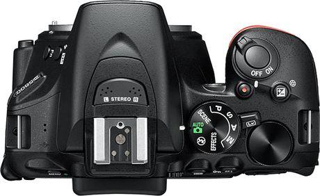 Ngam may anh Nikon D5600 vua ra mat - Anh 4