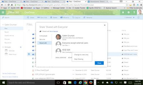 Chia se tai lieu Office 365 - Phan 4 - Anh 2