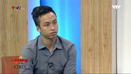 Cafe Sang voi VTV3: Gap go nha lam phim 9x Bui Hoang Long - Anh 1