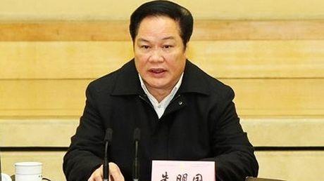 Trung Quoc ket an tu hinh mot quan chuc lanh dao tinh Quang Dong - Anh 1
