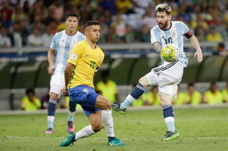Messi tat tieng, Argentina dai bai o Brazil - Anh 3