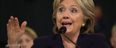 Ba Clinton co the tiep tuc bi dieu tra sau bau cu - Anh 1