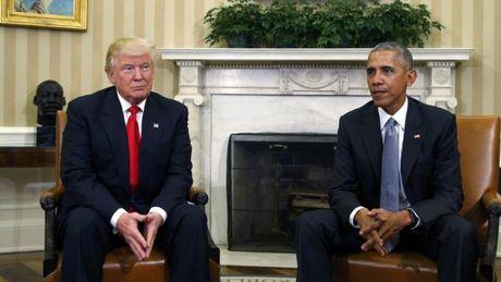 3 diem bat thuong trong cuoc gap giua TT Obama va ong Trump - Anh 4