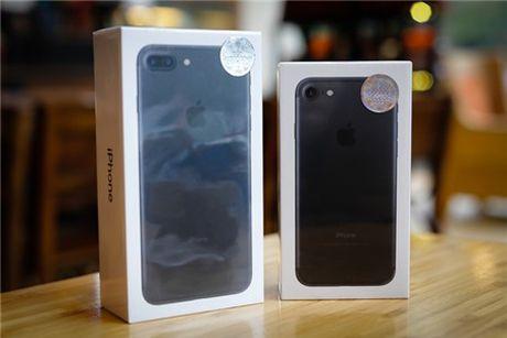 Mo hop bo doi iPhone 7 chinh hang - Anh 1