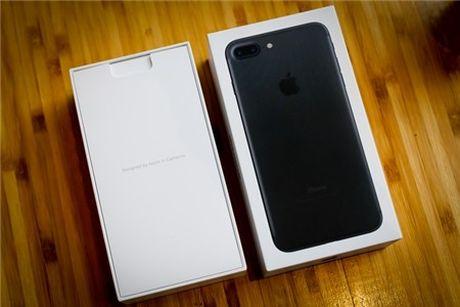 Mo hop bo doi iPhone 7 chinh hang - Anh 4