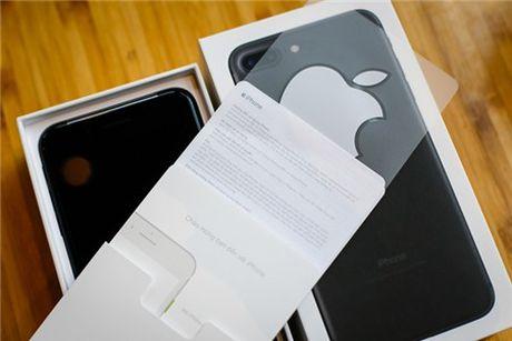 Mo hop bo doi iPhone 7 chinh hang - Anh 5