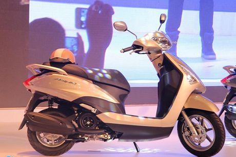 Thu hoi 31.650 xe may Yamaha bi loi de sua chua - Anh 1