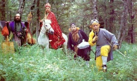 Nhung ca khuc kinh dien trong phim 'Tay du ky' nam 1986 - Anh 1