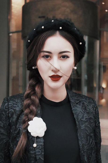 Sao Viet 11/11: Elly Tran khoc gian giua, Ky Han 'kien cuong' giau bung bau - Anh 10
