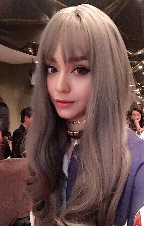 Sao Viet 11/11: Elly Tran khoc gian giua, Ky Han 'kien cuong' giau bung bau - Anh 5