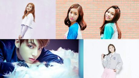 Idol Kpop ke tham gia, nguoi bo cuoc trong ky thi dai hoc 2016 - Anh 1