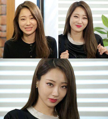 Sao nu Han bi 'nem da' vi tu nhan la nguoi sexy nhat Kpop - Anh 3