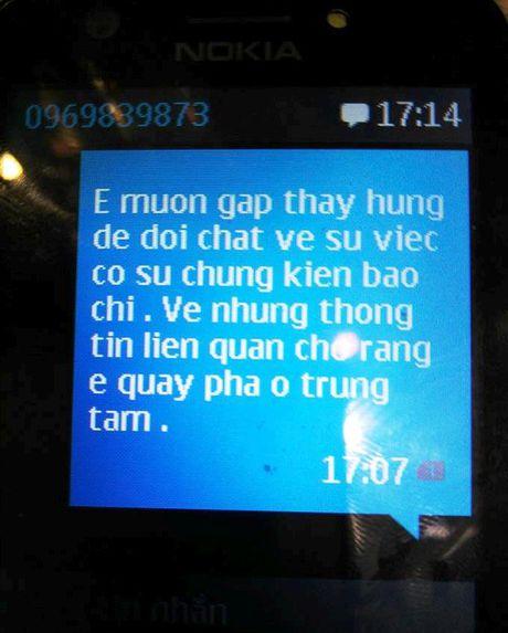Nan nhan cua 'Giao su, tien si chui bay' yeu cau doi chat cong khai! - Anh 2