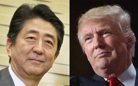 Nhat thong qua TPP, gap rut gap Donald Trump - Anh 1