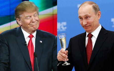 Nga khen chinh sach doi ngoai cua Trump giong Putin - Anh 1