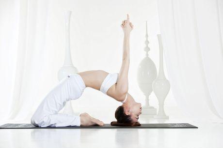 Khoe dep nhu Ho Ngoc Ha nho Yoga - Anh 5