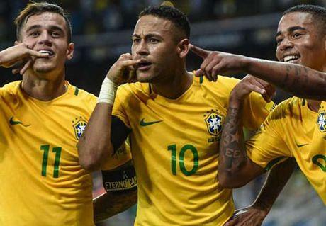 Goc chien thuat Brazil - Argentina: Bo ba huyen ao - Anh 1