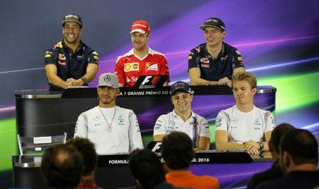 F1 - Brazilian GP: Co hoi mong manh - Anh 1