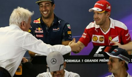 F1 - Brazilian GP: Co hoi mong manh - Anh 2