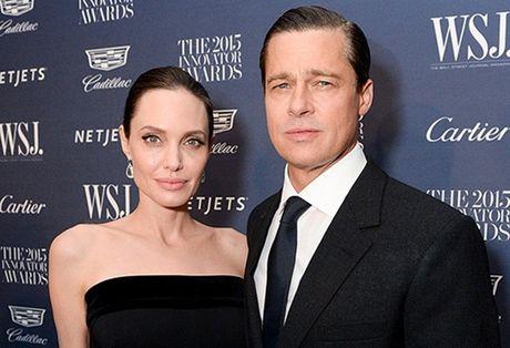 Angelina Jolie va Brad Pitt chinh thuc dat thoa thuan ve quyen nuoi con - Anh 2