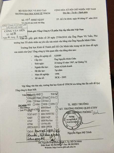 Giam doc PVC - PT gan 20 nam dung bang DH gia - Anh 2