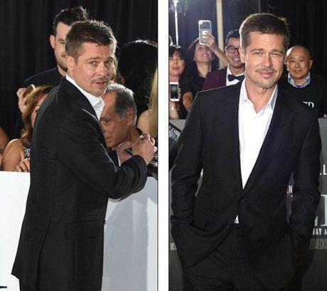 Brad Pitt tieu tuy ra mat phim sau ly hon - Anh 3