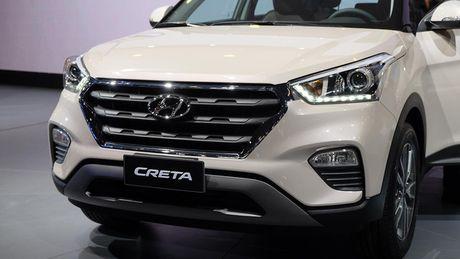 Hyundai Creta 2017 vua duoc ra mat co gi hay? - Anh 2