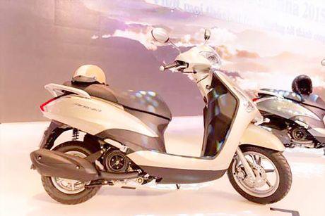 Yamaha Viet Nam thu hoi 31.650 xe may bi loi - Anh 1
