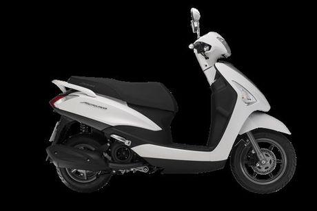 Yamaha thu hoi 31.650 xe may loi - Anh 1