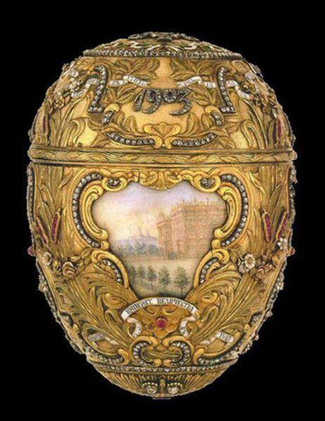 Sa hoang Alexander III va nhung qua trung Phuc sinh luu lac tu phuong - Anh 1