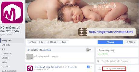 """Me don than """"dua vao nhau"""" tren facebook - Ky 1: Diem tua tinh than - Anh 2"""
