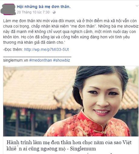 """Me don than """"dua vao nhau"""" tren facebook - Ky 1: Diem tua tinh than - Anh 5"""