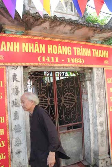 Khat vong chan hung dat nuoc (3): Hai lan di su nha Minh - Anh 1