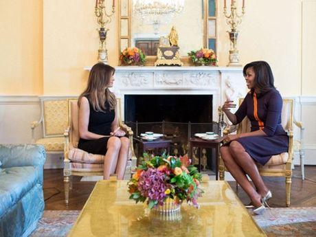 Ba Michelle Obama lan dau tiep don De nhat phu nhan tuong lai tai Nha Trang - Anh 1