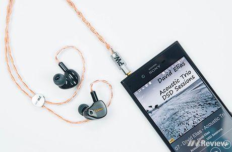 Danh gia am thanh Sony Xperia XZ: chat am tot, khong day an tuong, loa ngoai kem - Anh 1