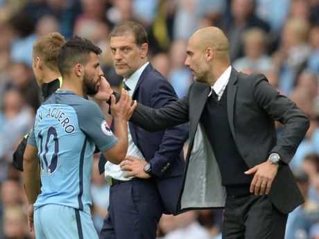 Sergio Aguero ca ngoi Pep Guardiola va tiet lo chuyen tuong lai - Anh 4