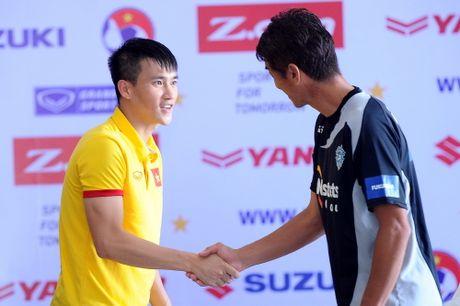 Cong Vinh, Cong Phuong, Tuan Anh duoc HLV doi Avispa Fukuoka danh gia cao - Anh 4