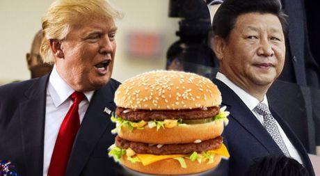 Trump dac cu Tong thong My - chien thang qua lon cho Tap Can Binh - Anh 1