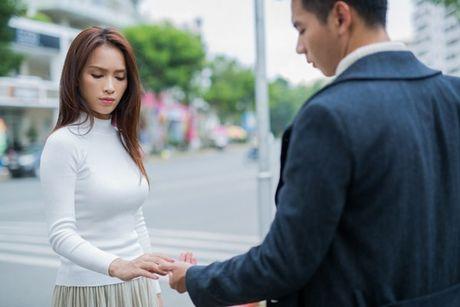 Ho Vinh Khoa la nguoi tinh cua Ai Phuong trong MV 'Neu anh yeu em' - Anh 11