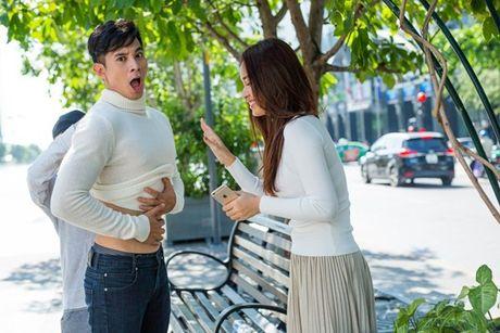 Ho Vinh Khoa la nguoi tinh cua Ai Phuong trong MV 'Neu anh yeu em' - Anh 5