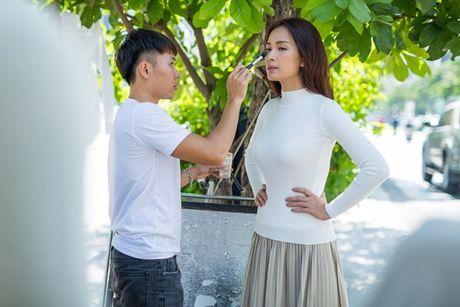 Ho Vinh Khoa la nguoi tinh cua Ai Phuong trong MV 'Neu anh yeu em' - Anh 7