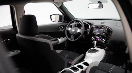 Nissan Juke Black Pearl ban dac biet chi co 1.250 chiec - Anh 7